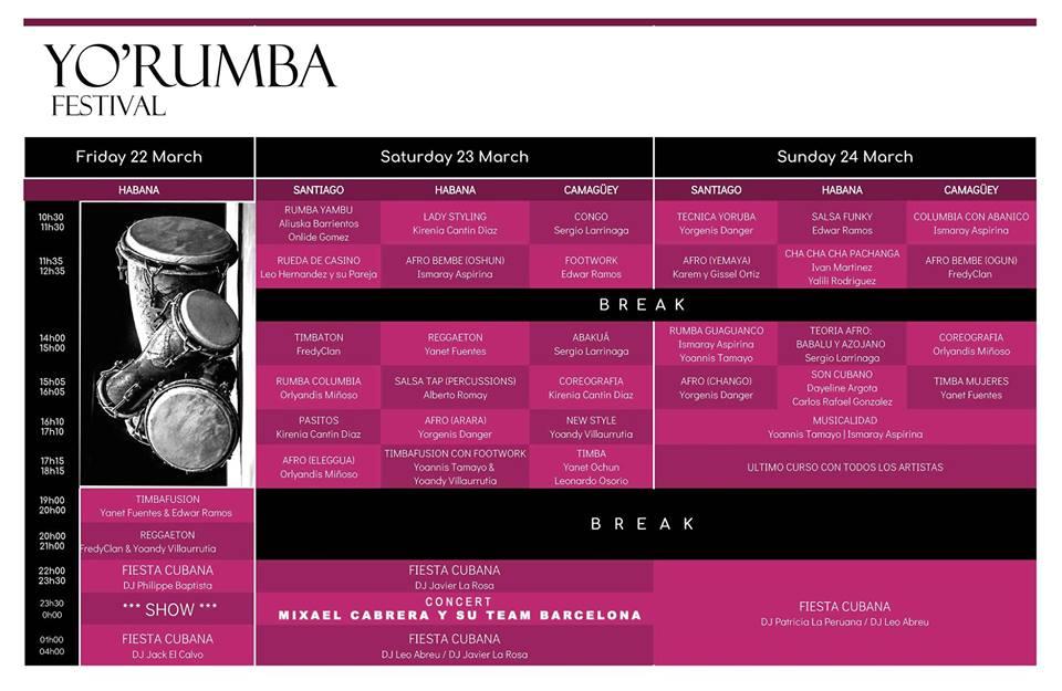 Programme Yo'Rumba